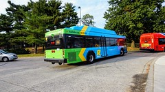 Montgomery County Transit Ride On 2016 Gillig Low Floor Advantage CNG #44089C