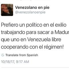 regram @venezuelagrita Ciertamente !!