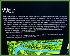Information About the Weir