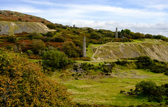 South Caradon Mine, Bodmin Moor.