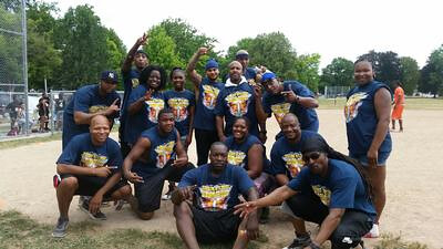 UAW 1097 Kick The Violence Kickball Tournamnet