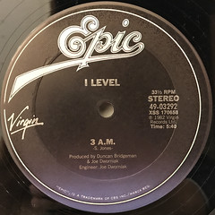I-LEVEL:GIVE ME(LABEL SIDE-B)