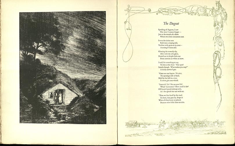 Lafrentz, F. W. Cowboy Stuff: Poems. New York: G.P. Putnam's Sons, 1927. Print.