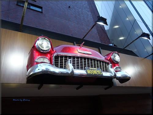 Photo:2017-09-23_ハンバーガーログブック_限定の辛ウマBGをガッツリ【立川】OLD NEW DINER_02 By:logtaka
