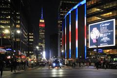 Night on the city