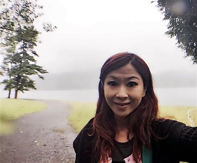 早上箱根下雨 (2)