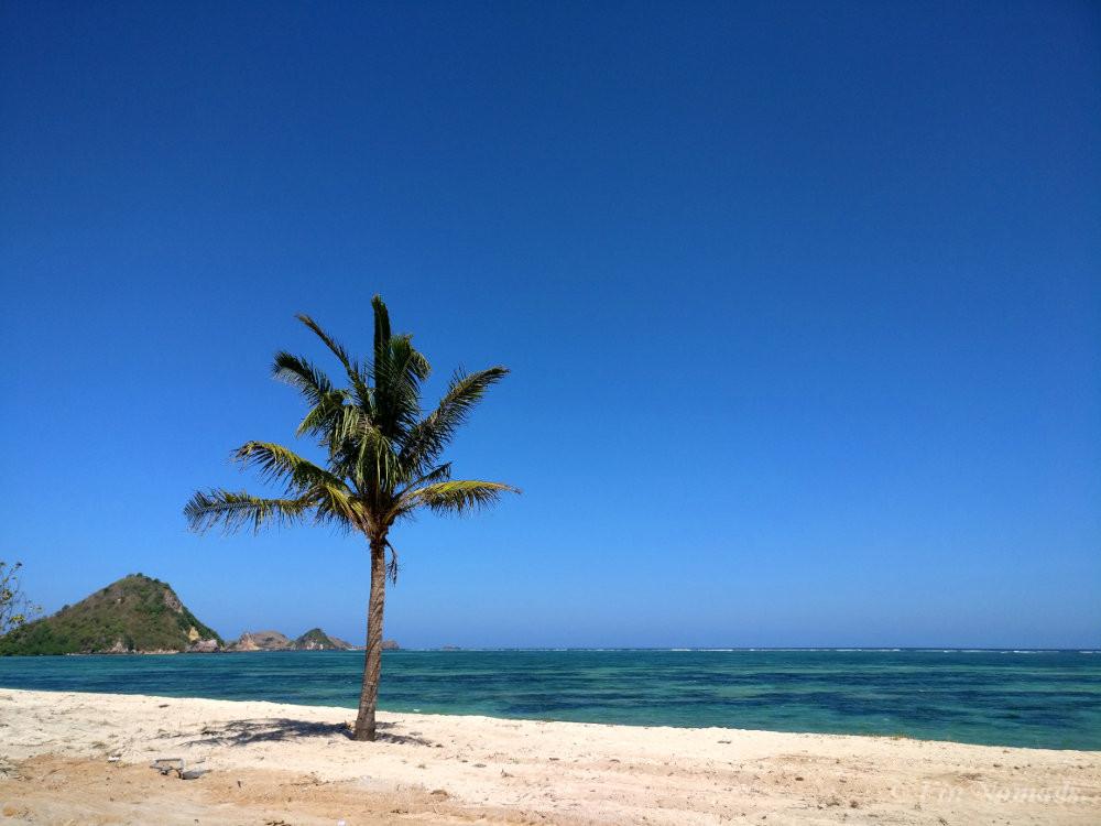 Lombok paradise beach