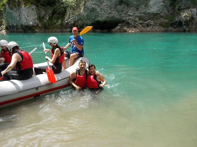 Feel the best rafting tour with us on the Neretva river