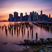 NYC Skyline by Travis Rhoads