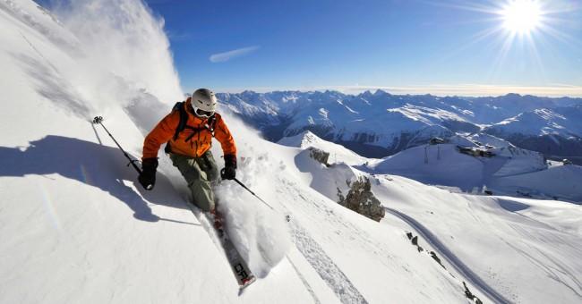 Velká místa lyžařské svobody aneb freeride ve Švýcarsku