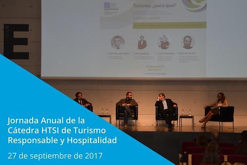 Jornada Anual de la Cátedra de Turismo Responsable y Hospitalidad 2017