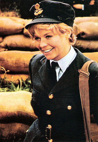 Susannah York in Battle of Britain (1969)