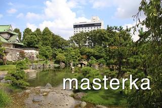 富山城公園