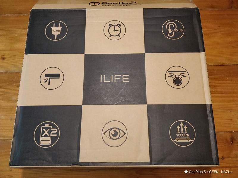 ILIFE A4S ロボット掃除機レビュー (3)
