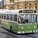 Maidstone & District: 2902 (SKN902R) passing Chatham Town Hall
