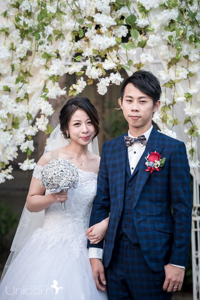 《婚攝一条》學岳 & 慧貞 / 幸福莊園