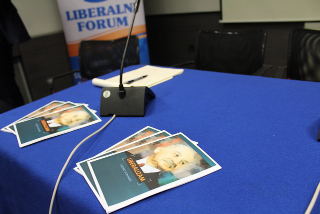 "Promocija projekta ""Liberalizam"""