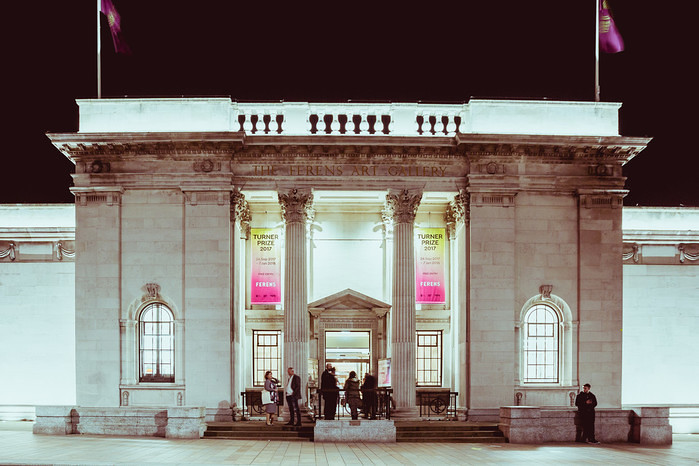 Turner Prize 2017 at Ferens Art Gallery © Chris Pepper