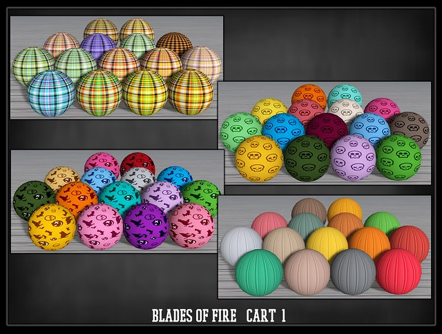 blades of fire A 3