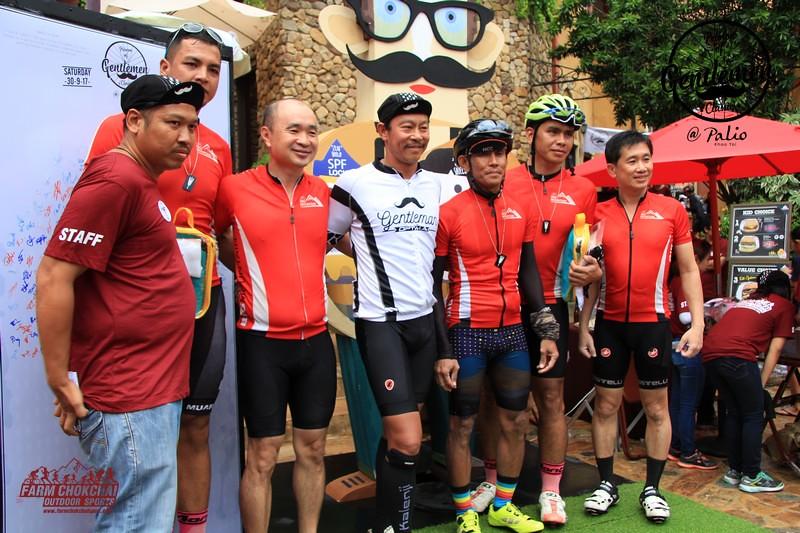Peloton of Gentlemen Classic @Palio Khao Yai
