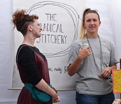 The Radical Stitchery