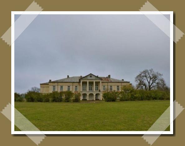 Zarifopol Mansion in Filipești