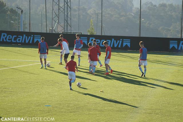 JUVENIL A | Celta - SD Llano 2000 (08/10/2017)