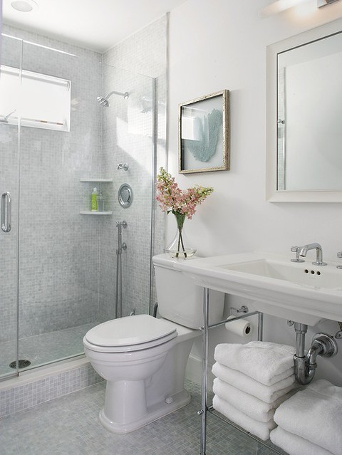 Small Bathroom Designs You'll Fall in Love with