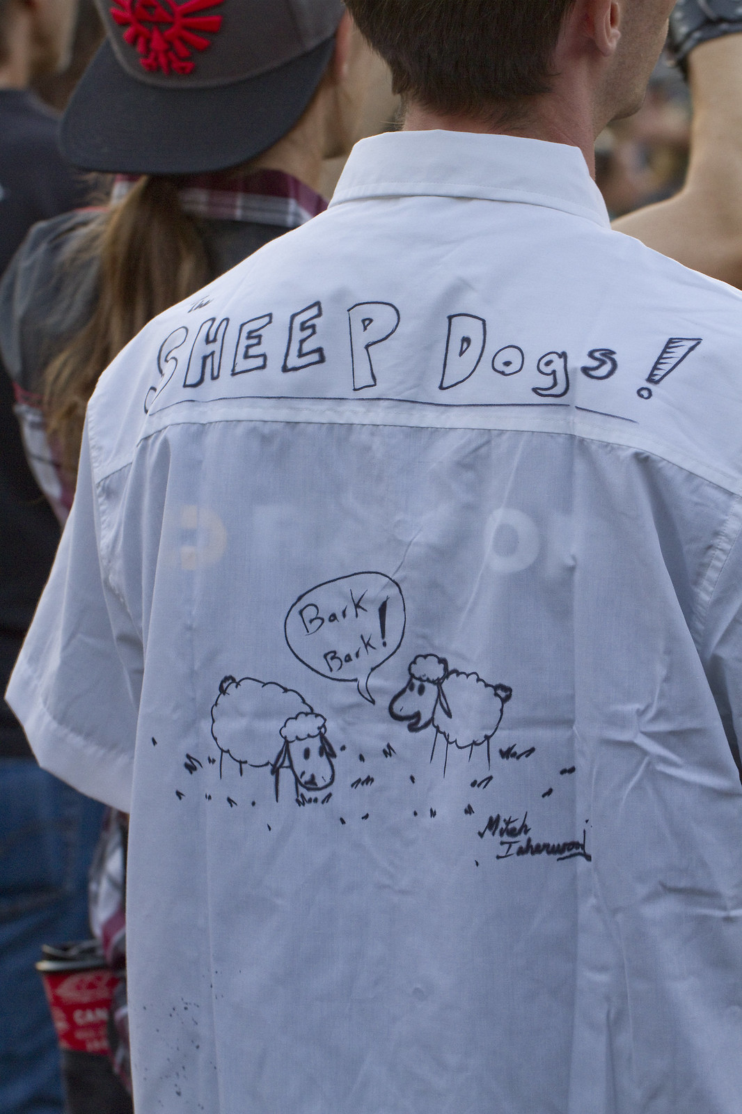 sheepdog shirt