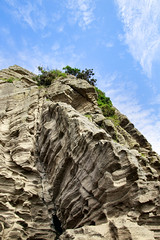 Rock by Vertical View