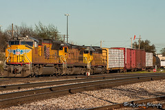 UP 5136 | EMD SD70M | UP Memphis Subdivision