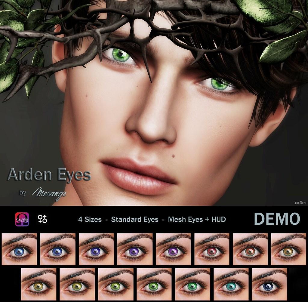 MESANGE - Arden Eyes - TeleportHub.com Live!