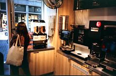 coffee / Ricoh R10 & Exp. C200