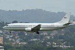 Xtra Airways landing San Juan