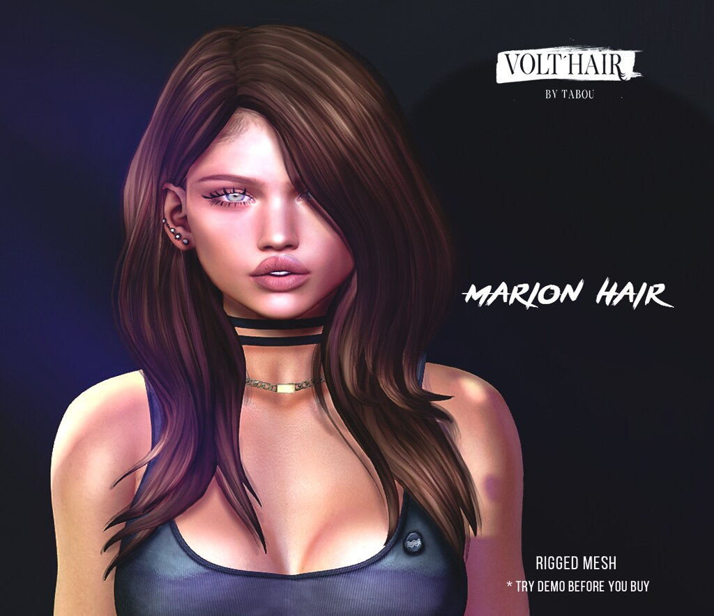 Marion Hair @ L8 - TeleportHub.com Live!