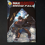 Max Hunter - Front Signed
