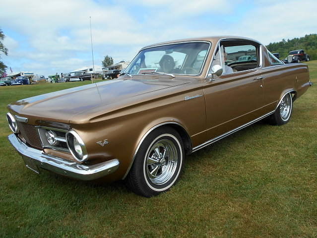 1964 Plymouth Barracuda | Downeast Street Rods 45th Annual R… | Flickr