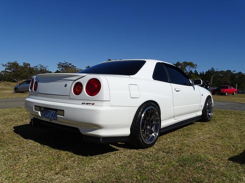 Nissan Skyline 2.5 GT-T