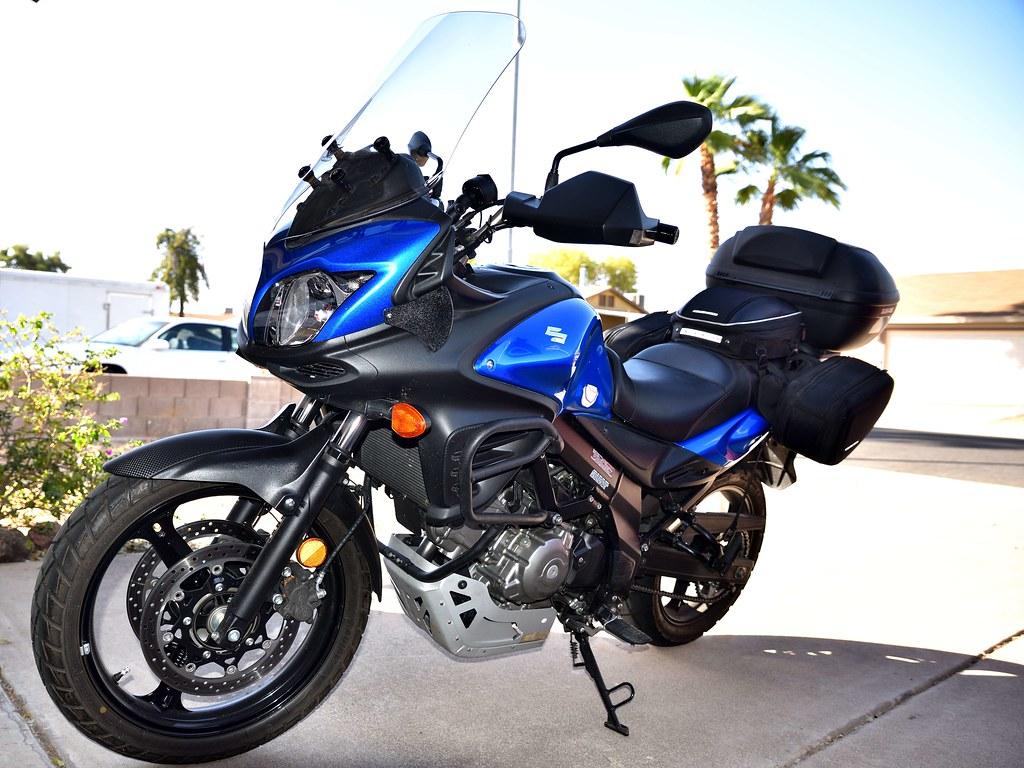 2015 Suzuki V Strom Dl650 Page 5 Victory Motorcycles