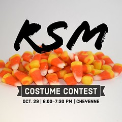 Hey students, hope you are getting your costumes ready. The October 29th costume contest will be here before you know it! http://ift.tt/1hHNceM