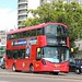 Go Ahead London WHV115 BV66VHR Park Lane, London 11 September 2017