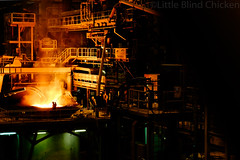 Interpipe steel (arc furnace)