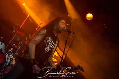 Suicidal Angels at Zona Roveri (BO) 07-10-2017