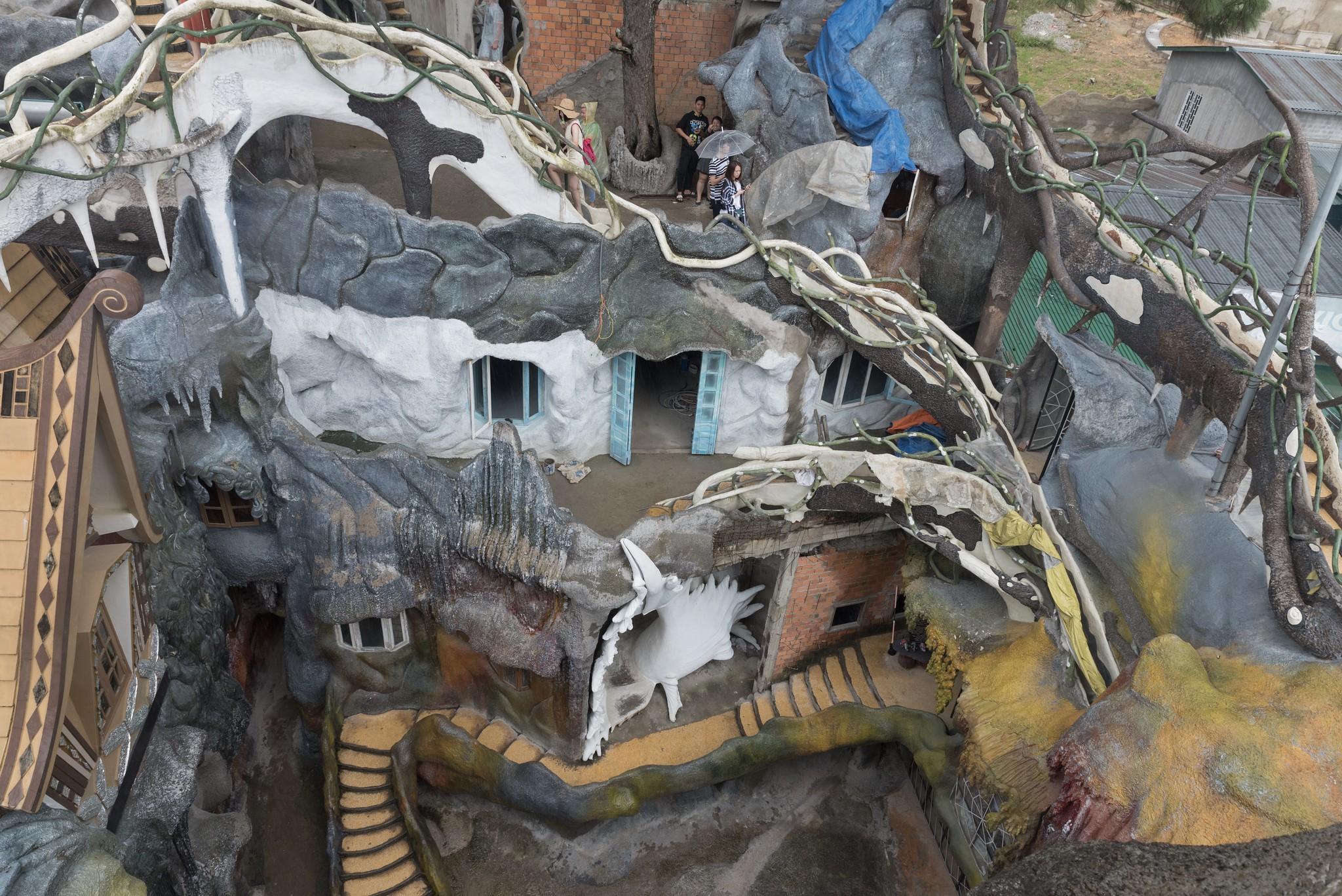 Visitar en Dalat la Crazy house de la arquitecta vietnamita Dang Viet Nga
