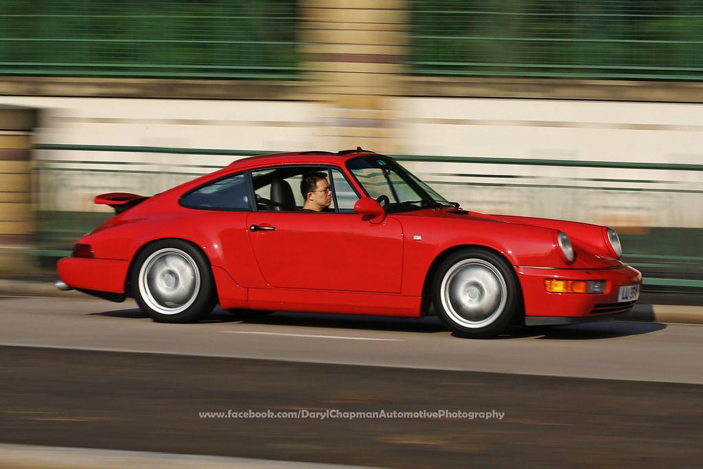 Porsche, 964, Hong Kong