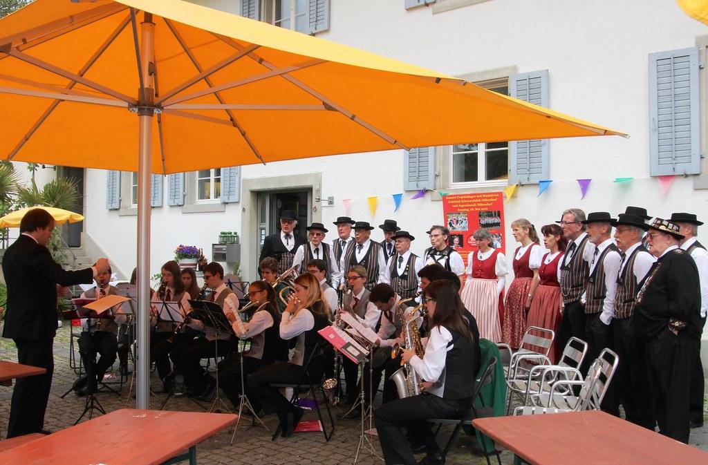 2016 Jugendmusik Dübendorf