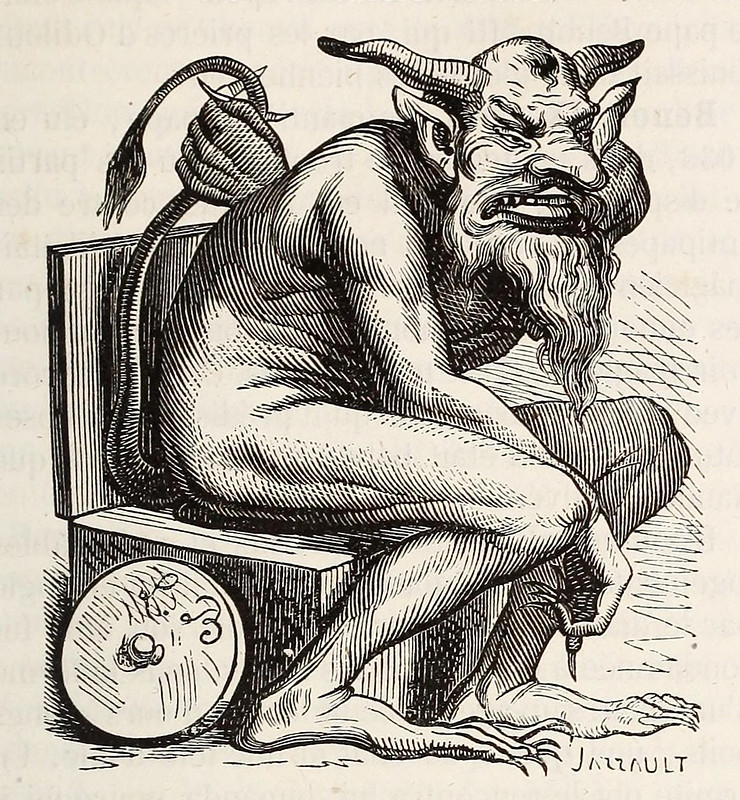 Belphégor demon