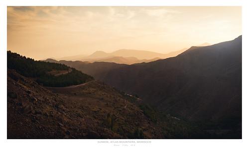 morocco atlasmountains village landscape sunrise 35mm mountains berbervillage sonnenaufgang dämmerung dawn travel reise africa afrika marokko berge sigma sigmaart sky clouds himmel wolken