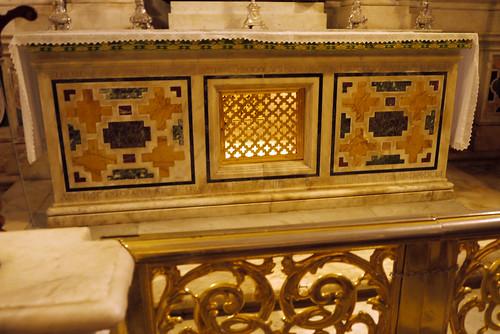 Relics of the Apostle Saint Andrew