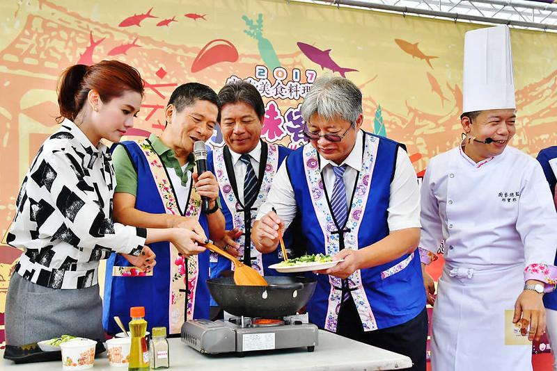 台南府味客家料理比賽33